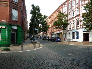 Gaarden Medusastraße