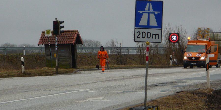 Bau der A21