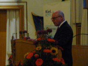 Markus Lewe, Präsident des Deutschen Städtetags