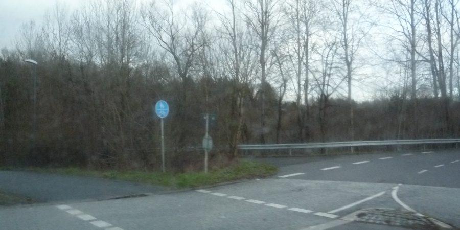 Ausfahrt nach Kronsburg und Meimersdorf