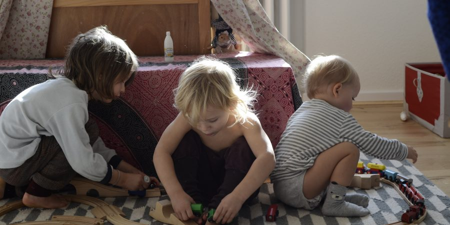 Kinderbetreueung im Rockzipfel