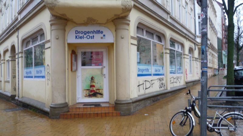 Drogenhilfe Kiel-Ost in Kiel-Gaarden