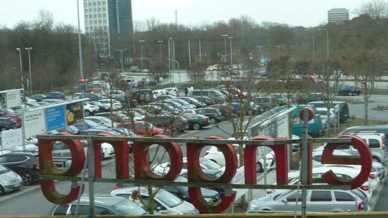 Manche Parkflächen werden nur tagsüber genutzt.