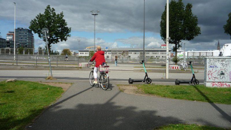 Übergang Gaardener Ring Kieler Straße