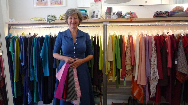Martina Bär, Mode für Göttinnen