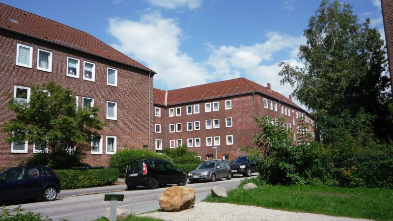 Holsteiner Quartier in Kiel