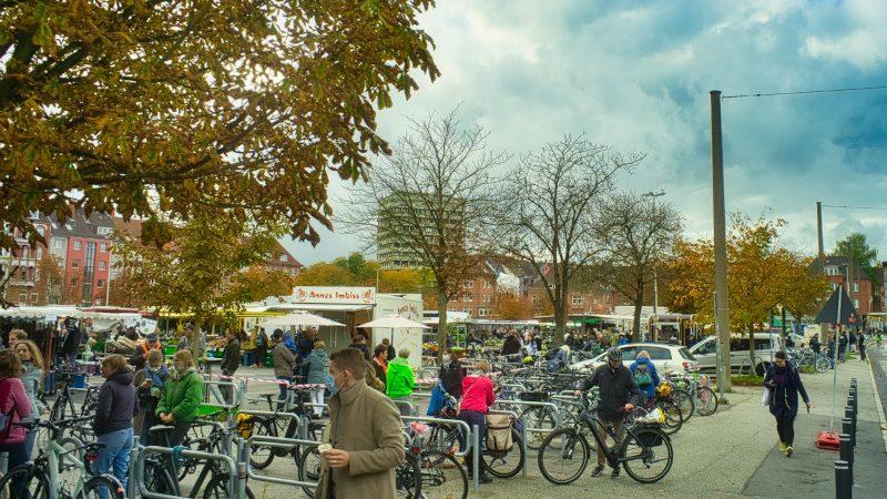 Kieler Wochenmarkt