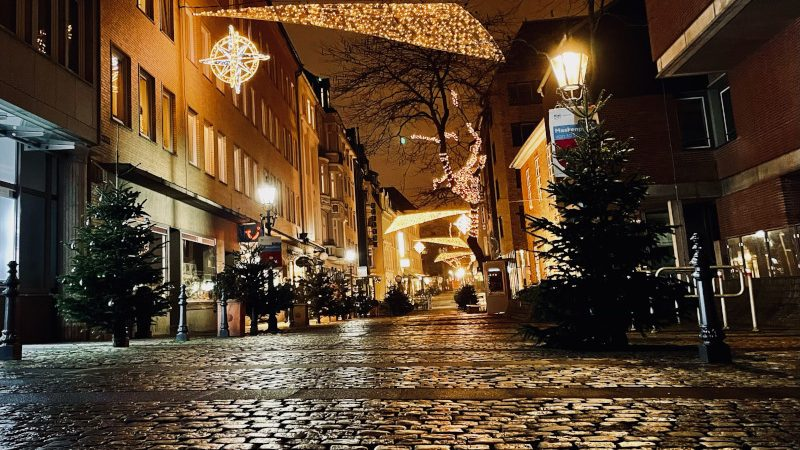 Advent in Kiel