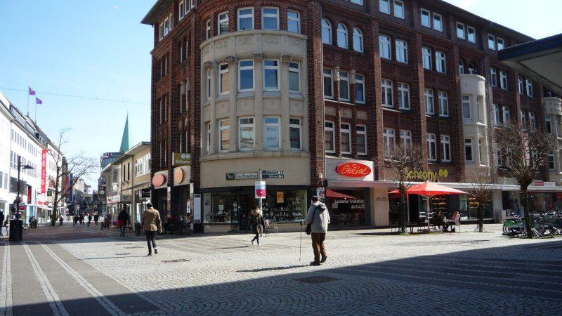 Steiskal in der Holstenstraße