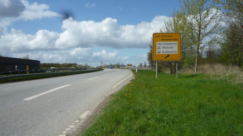 Ausbau B404 zur A21