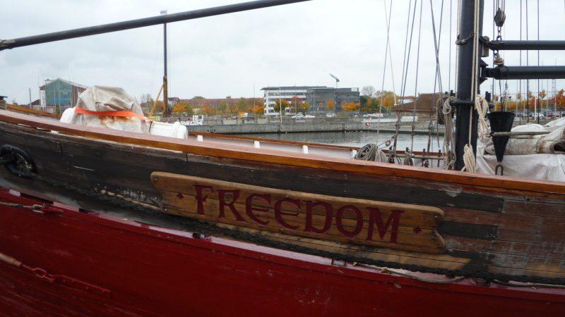 Freedom in Kiel