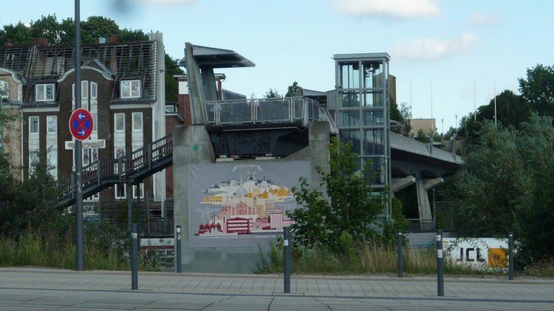 Kiel: Gaardener Brücke